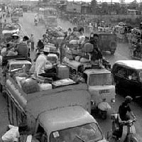 Mass Exodus from Northern South Vietnam: Image 1