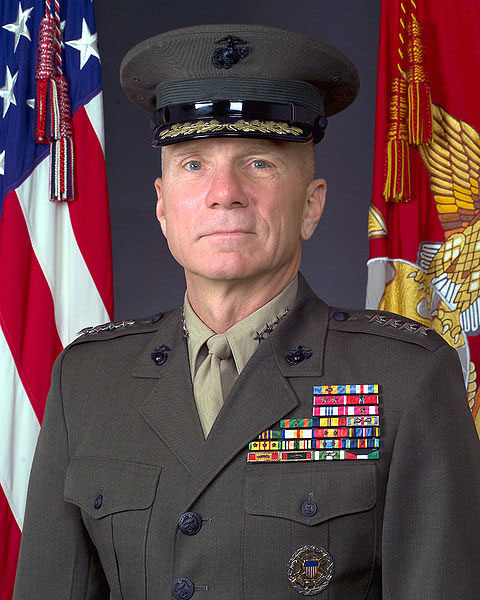 Letter from the Commandant of the Marine Corps